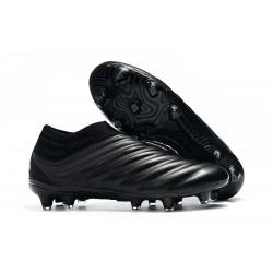 Nouvelles Crampons De Football Adidas Copa 19+ FG Noir