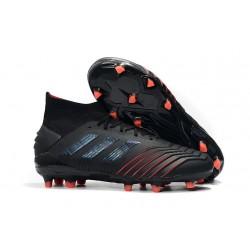 Nouvelles Chaussures Adidas Predator 19.1 FG Archetic Noir
