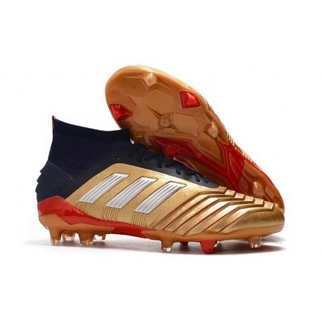 Nouvelles Chaussures Adidas Predator 19.1 FG
