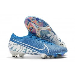 Nike Crampons Mercurial Vapor 13 Elite FG New Lights Bleu