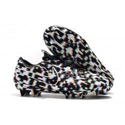 Nike Tiempo Legend VIII Elite FG Chaussures Noir Blanc