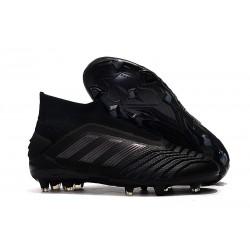 adidas Crampon de Foot Predator 19+ FG Noir