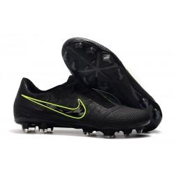 Chaussure Nike Phantom VNM Elite FG Noir Volt