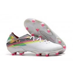 Chaussures de foot adidas Nemeziz 19.1 Fg Blanc Couleurs