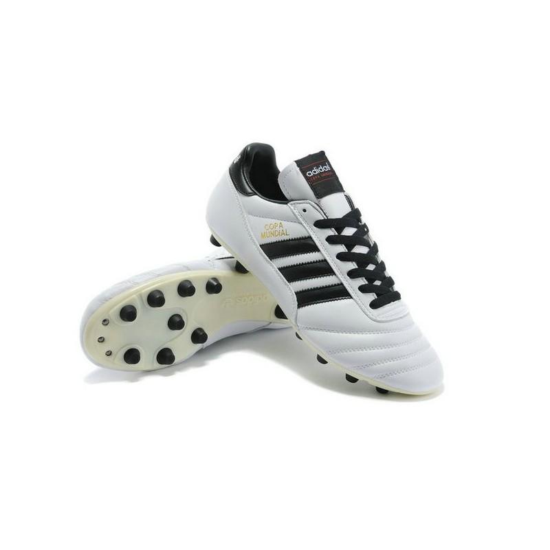 Adidas De Noir Foot Copa Nouveau Blanc Homme Chaussures Mundial luFT13J5Kc