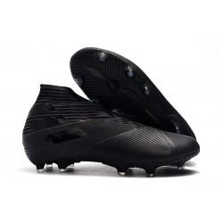 Adidas Nemeziz 19+ FG Crampons Nouvelles - Noir