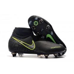 Chaussure Nike Phantom VSN Elite DF SG Noir Volt