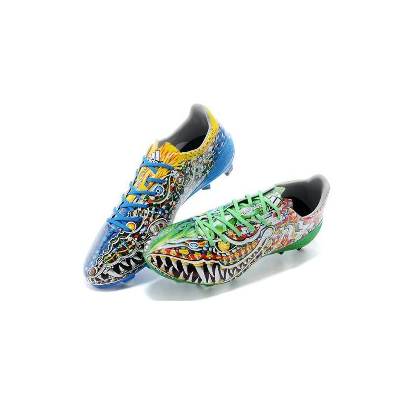 Adidas Yamamoto De Bleu Adizero F50 Vert Foot Chaussures Fg Ez6wYY