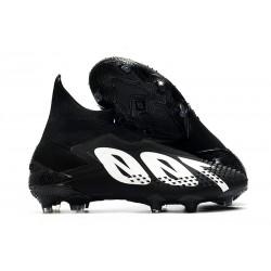 Crampons adidas Predator Mutator 20+ FG Noir Blanc