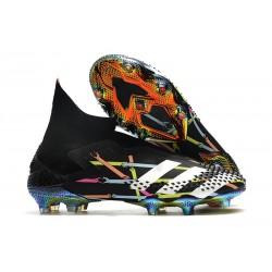 Crampons adidas x Reuben Dangoor Predator 20+ ART - Noir Multicolore