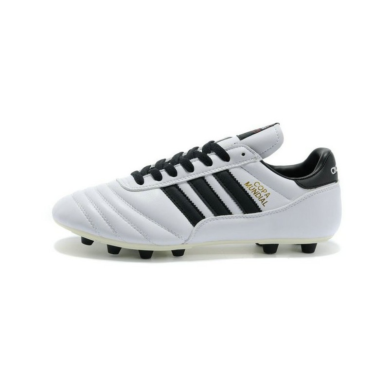 Chaussures Adidas Copa Mundial blanches Fashion homme