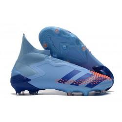 adidas Neuf Predator Mutator 20+ FG - Bleu Orange