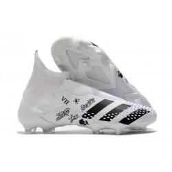adidas Neuf Predator Mutator 20+ FG - Blanc Noir