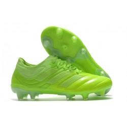 adidas Crampons Nouveau Copa 20.1 FG - Vert Blanc