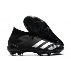 Adidas Predator Mutator 20.1 FG Chaussure Noir Argent