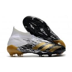 Adidas Predator Mutator 20.1 FG Chaussure Blanc Or Noir