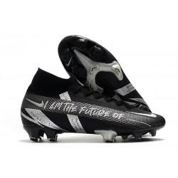 Nike Mercurial Superfly VII Elite FG Future Noir Argent