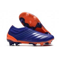 Chaussures Foot adidas Copa 20+ FG - Viola Vert