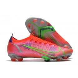 Nike Neuf Mercurial Vapor XIV Elite FG Rubis Argent Metallique