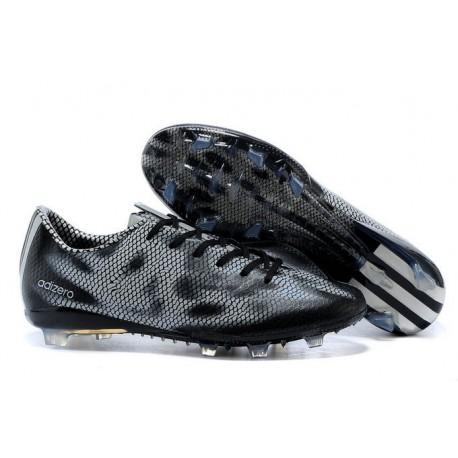 2014/2015 Adidas F50 Adizero Messi TRX FG SYN Noir Blanc