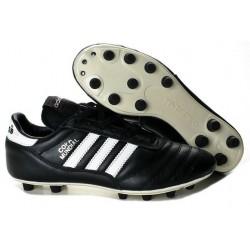 Chaussures de Foot Adidas Copa Mundial Nouveau Homme Noir Blanc