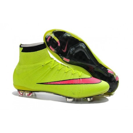 2015 Homme Chaussures Football Mercurial Superfly FG