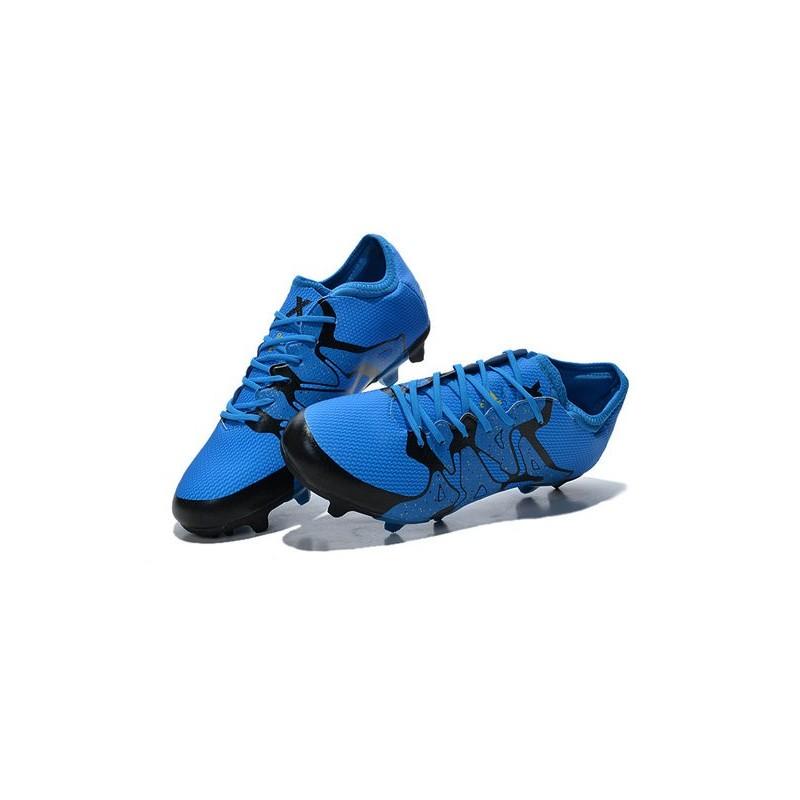 Crampons Adidas 2015 15 Foot Fg 1 Bleu Hommes Ag Chaussures X De FRRBw4zn