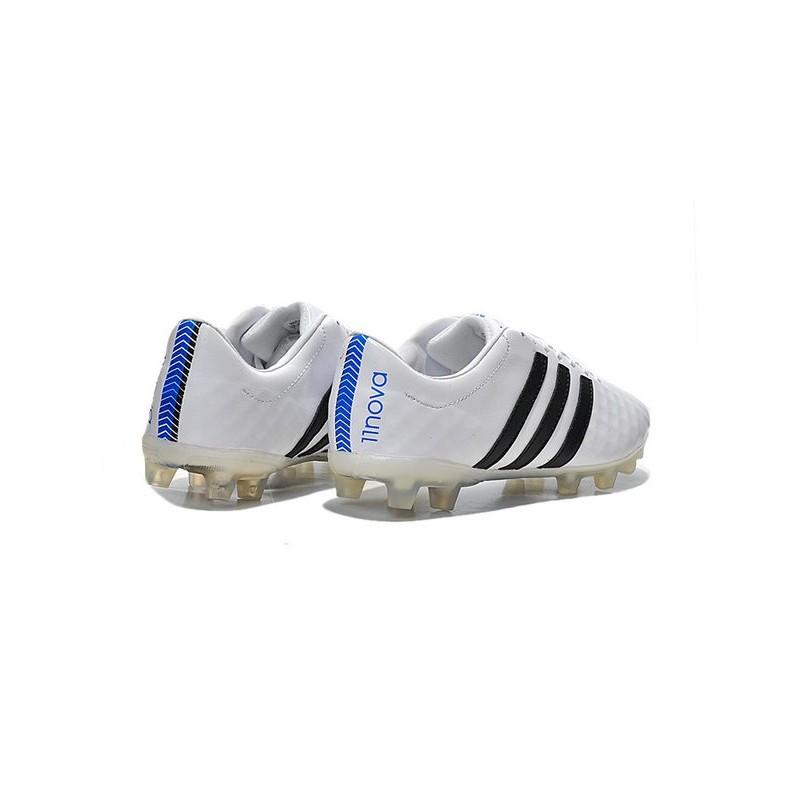 Pas Adidas Noir Bleu Fg Foot Nouveau 11pro Crampons Cher Blanc 4Ajc53RLq