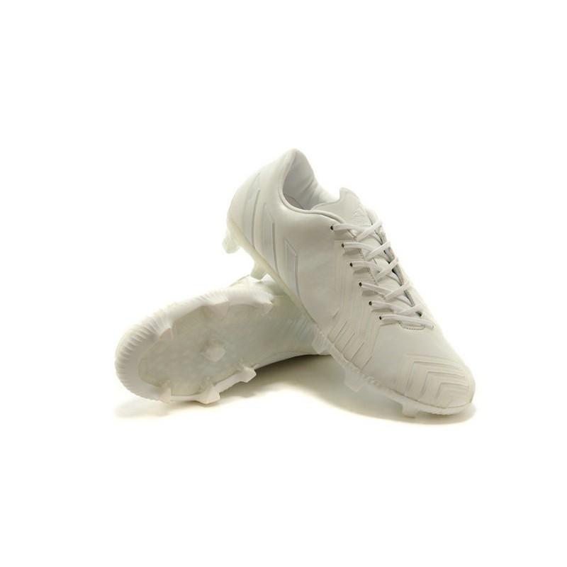 Nouveau Instinct Fg Chaussures Adidas Blanc Predator Hommes Tout EI9WYH2D