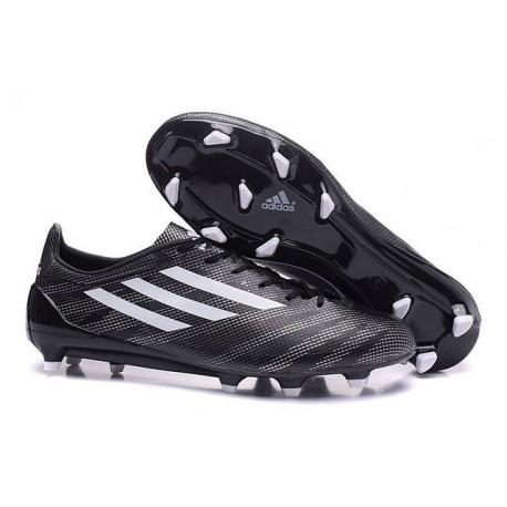 2015 Adidas F50 Adizero Messi TRX FG Chaussures Noir Blanc