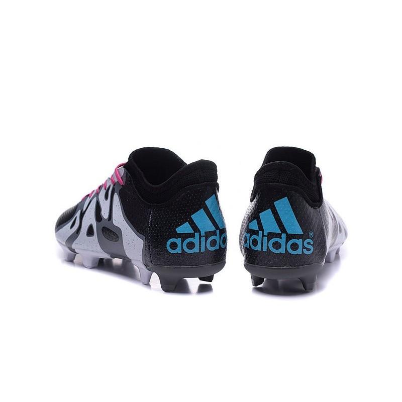 Nouvelles Noir De Foot Primeknit Fgag Blanc Adidas X15 Chaussures wwHCqzv