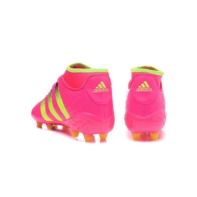 Ace 1 Hommes 16 Rose Football Adidas De Chaussures Fgag Primeknit FTlJ13cK