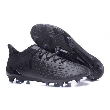 Nouvelles - Crampons pour Homme Adidas X 16.1 AG/FG tout Noir