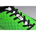 Nouvelle Chaussure Homme Nike Hypervenom Phantom FG Vert Noir