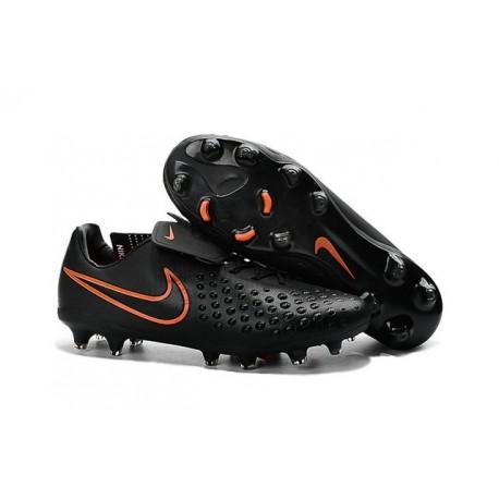 Chaussure De Football Nike Magista Opus II FG Pour Homme Noir  Carmin