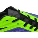 2014/2015 Chaussure de Football Nike Hypervenom Phantom FG Violet Vert