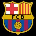 2016 Nouveau Chaussures de Football Mercurial Superfly V FG Barcelona FC Bleu Rouge Jaune Noir