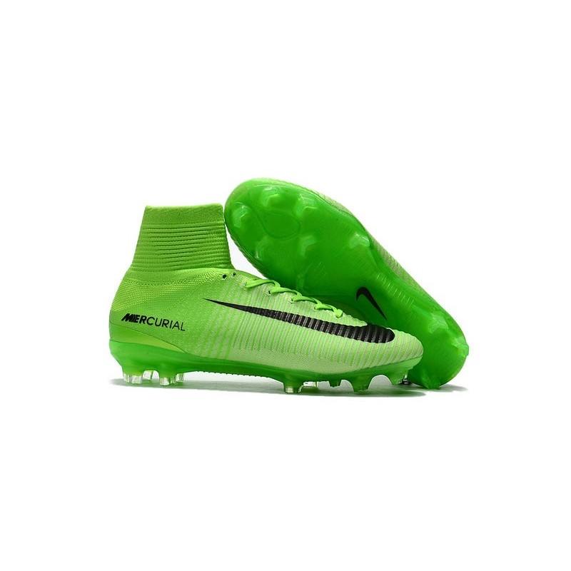 1f5e23ae8d0 Superfly Chaussures Foot Nike V Vert Nouveau De Fg Mercurial qAXzwXTRx
