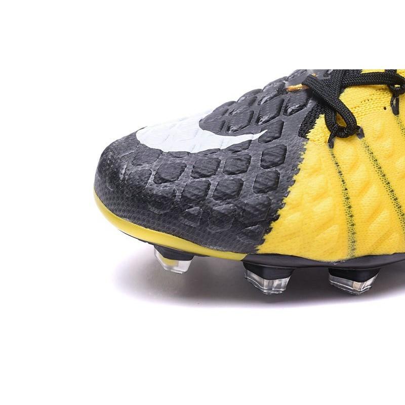 Foot Homme De Jaune Chaussure Pour Nike Cher Pas Noir Hypervenom 3 bI7vy6mYfg
