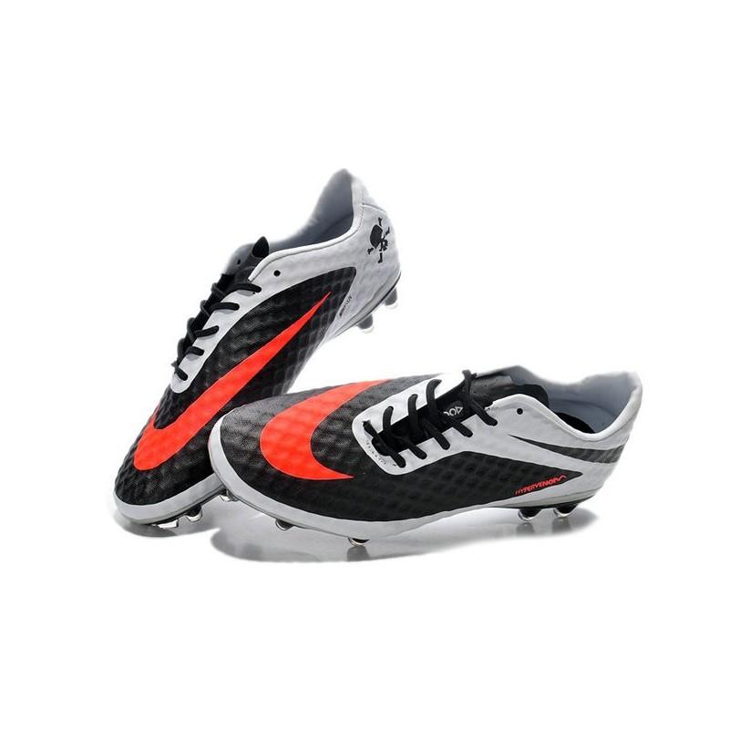 newest collection 73567 d19d7 Nouvelle Chaussure Homme Nike Hypervenom Phantom FG Noir Bla