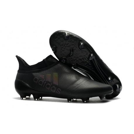 Nouveau Chaussure adidas X 17+ Purespeed FG Noir