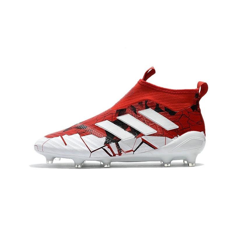 release date: 42ce9 1a53d Nouveau Adidas ACE 17+ Purecontrol FG Chaussure de Foot Roug