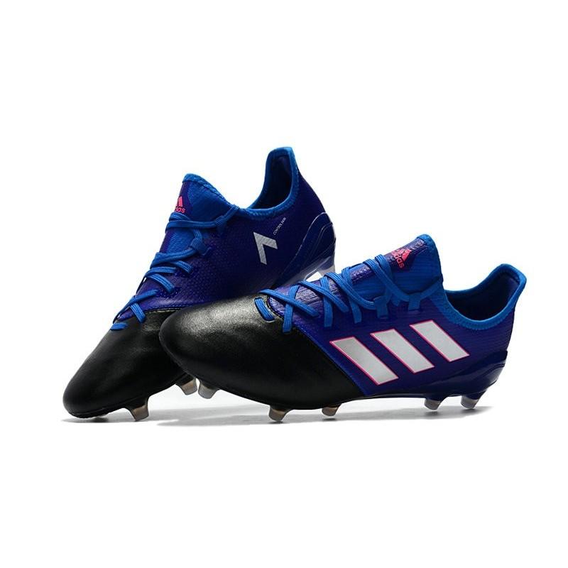 De Chaussure Bleu Foot Blanc Adidas Nouveau 17 Noir 1 Fg Ace 7gbmfyvIY6