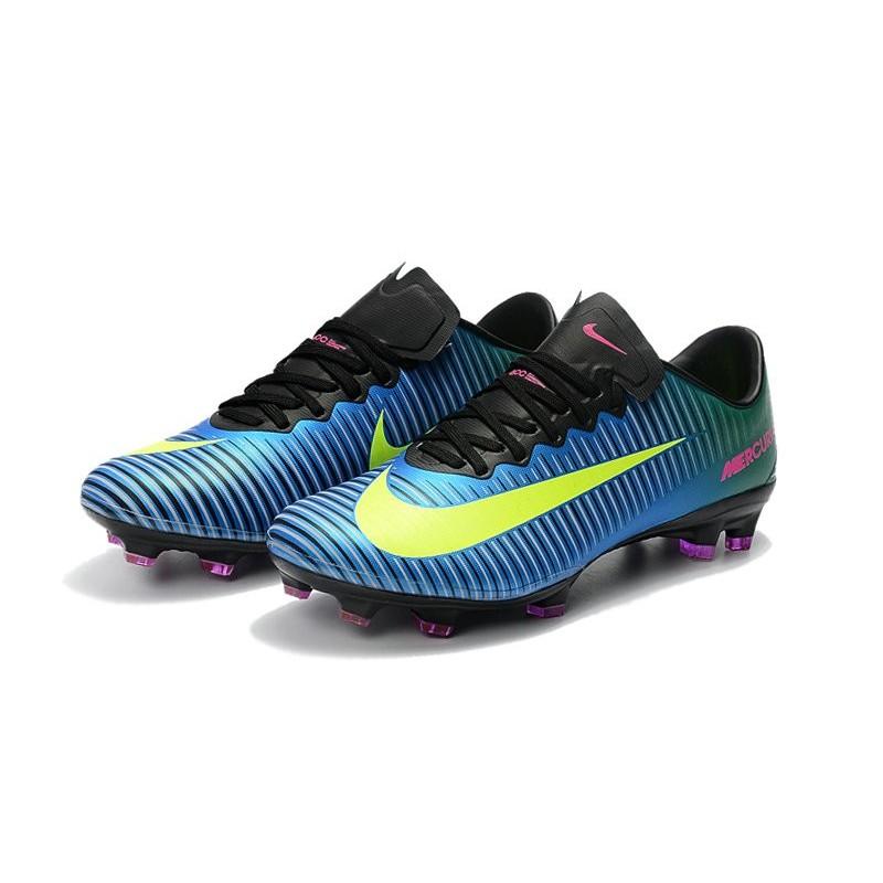 Vapor Rose Xi Foot Nike Volt Fg Chaussures De Bleu Mercurial 2017 sBQrdxhCt