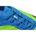 Nouvelle Chaussure Homme Nike Hypervenom Phantom FG Bleu Vert Noir