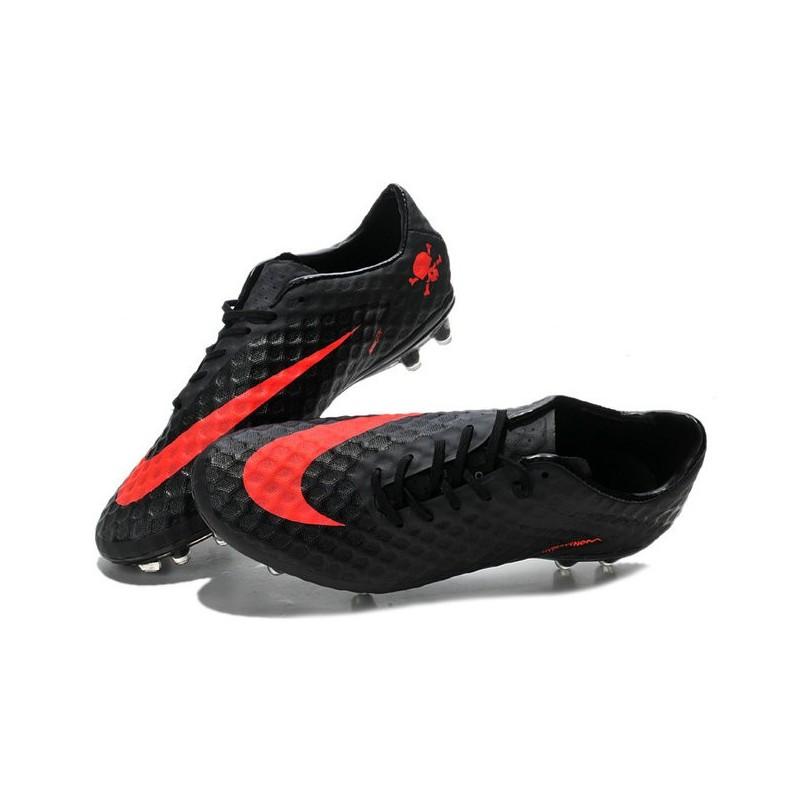 Chaussure Hypervenom 20142015 De Nike Noir Football Fg Rouge Phantom 9ED2IHW