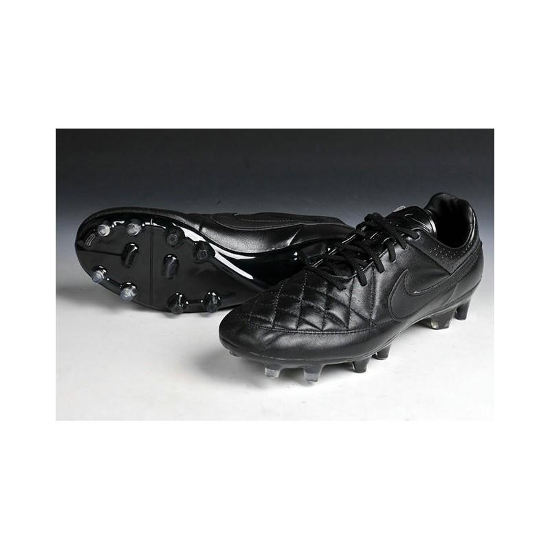 De Nouvelle Noir Nike Football Legend Chaussure Fg Tiempo V kXPilwZuOT
