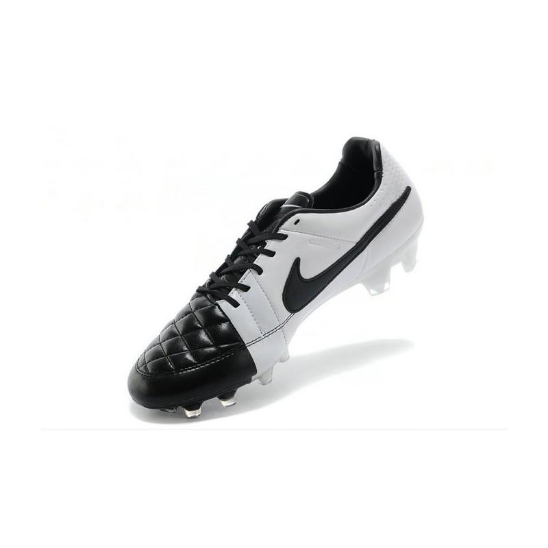 promo code 6fb8c e06c7 ... coupon code for chaussure de football nike tiempo legend v fg pas cher  noir blanc da456