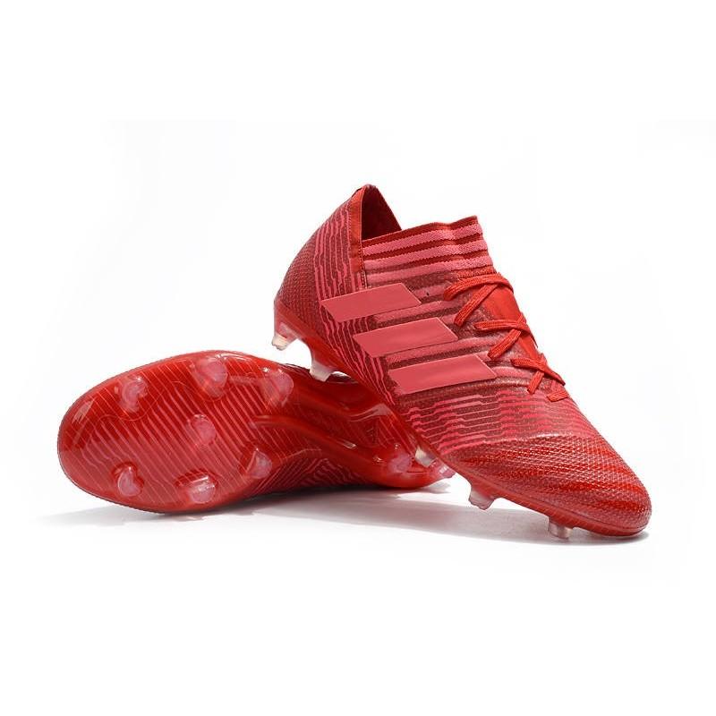 FG Pas Nemeziz Rose Foot Messi Cher 17 Chaussures Adidas 1 Rouge wxZq0IPU0