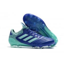 Chaussures de Football - Neuf Adidas Copa 18.1 FG Bleu